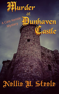 eBook Cover - Murder at Dunhaven Castle