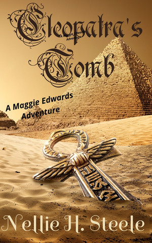 Maggie Edwards 1 - Cleopatra's Tomb eBook Cover.jpg