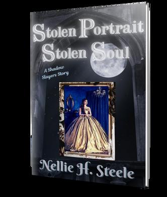 Stolen Portrait Stolen Soul Book Cover