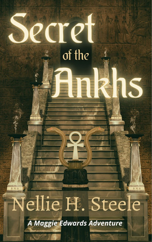 Secret of the Ankhs eBook Cover