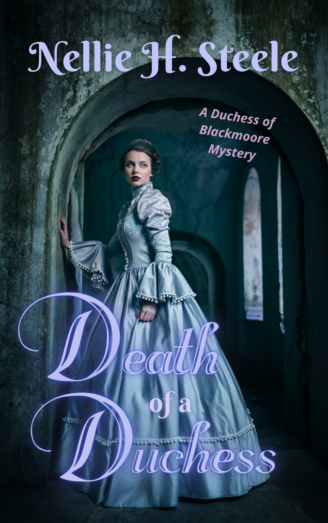 Duchess of Blackmoore 1 - Death of a Duchess eBook Cover.png