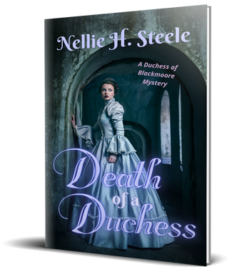 Death of a Duchess Book Cover