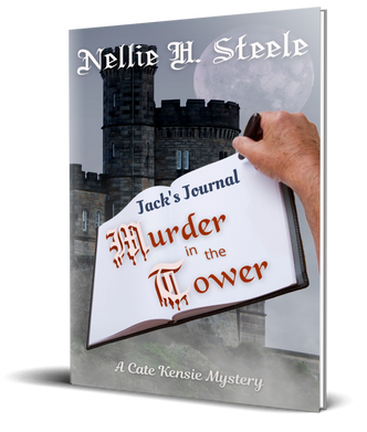 Murder in the Tower - Jack's Journal #2 eBook Cover
