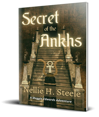 Secret of the Ankhs Book Cover