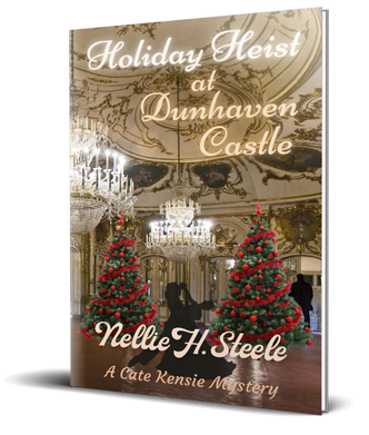 Holiday Heist at Dunhaven Castle Book Cover
