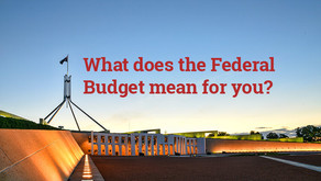 Federal Budget Overview