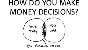 How do you make money decisions?