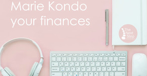 It's time to Marie Kondo your finances!