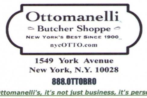 Ottmanelli's $100.00 Gift Card