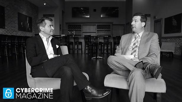 Robert Herjavec-Scott Schober Interview.