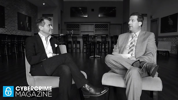 Robert Herjavec-Scott Schober Interview.