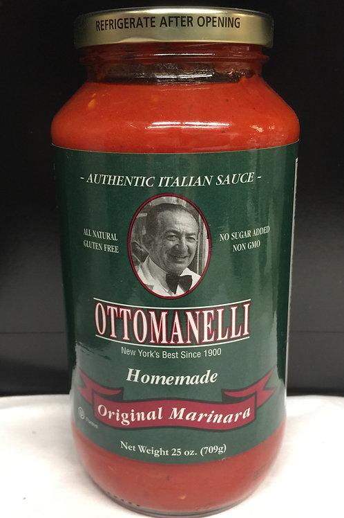 Authentic Old World Style OriginalHomemade Marinara Sauce