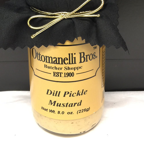 Dill Pickle Mustard