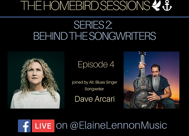 The Homebird Sessions S2, Ep.4 Dave Arca