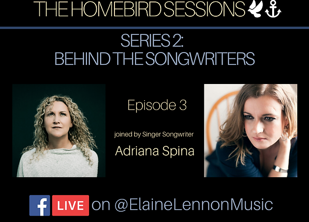 The Homebird Sessions S2 Ep3 Adriana Spi