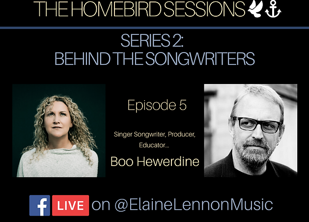 The Homebird Sessions S2, Ep.5 Boo Hewer