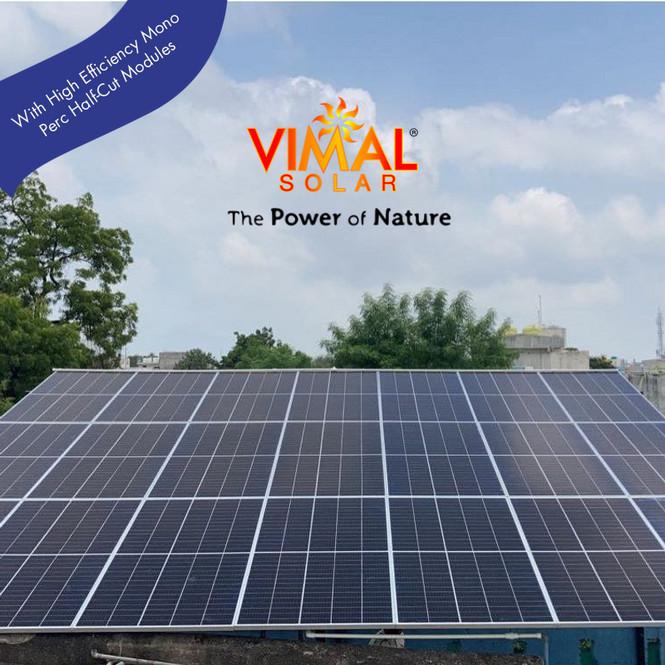 SOLAR ON-GRID POWER PLANT