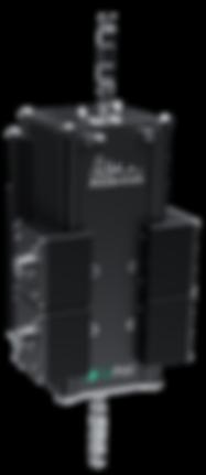Scalable Enhanced Plasma Discharge Detector SePdd development kit, Enhanced Plasma Emission Detector PED, the Epd detector