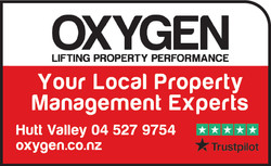 Signmee Sponsor - Thank you, Oxygen Property Management