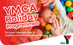 Signmee Sponsor - Thank you, YMCA Holiday Programmes