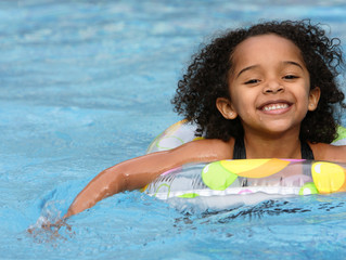 Haircare Tips For Your Little Swimmer