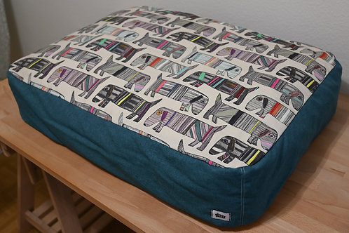Sweet Dreams Sniffing Dog Bed