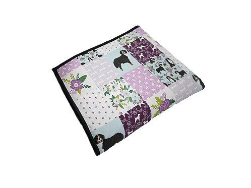 Berner Universal Dog Blanket-Pink