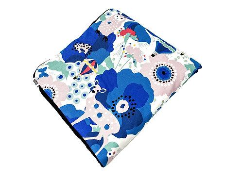 Flower Power Universal Dog Blanket
