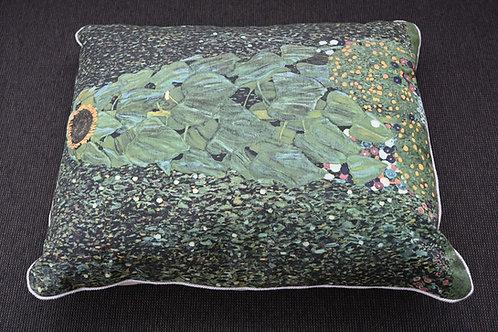 Lounge Style Hundebett – Van Gogh Sonnenblume