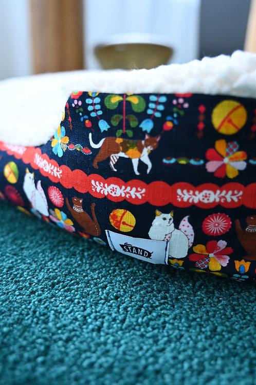 Kittyholic Nest Cat Bed
