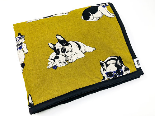 Frenchie Universal Dog Blanket