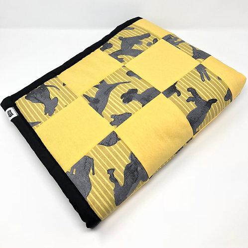 Patchwork Doggie Universal Dog Blanket