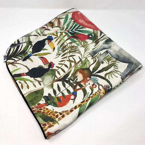 Jungle Universal Dog Blanket