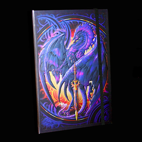 Nether Blade Hardback Journal