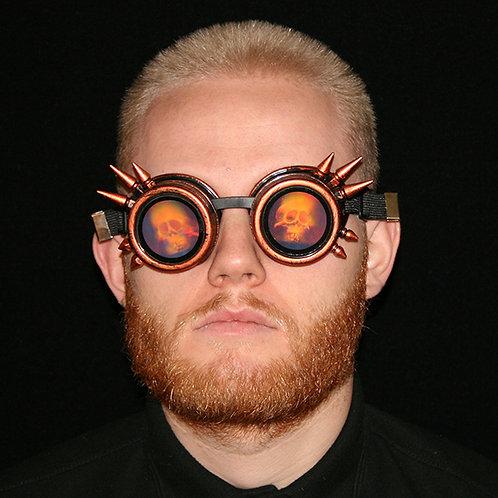 Skull Searcher Goggles