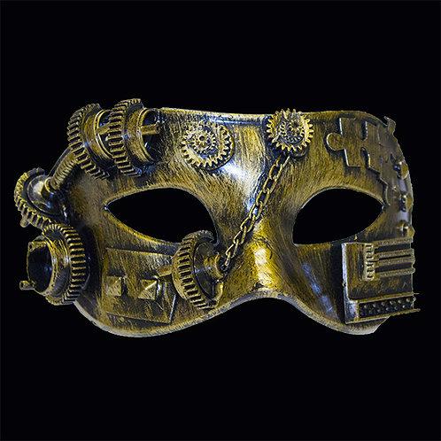 Puzzled Masquerade
