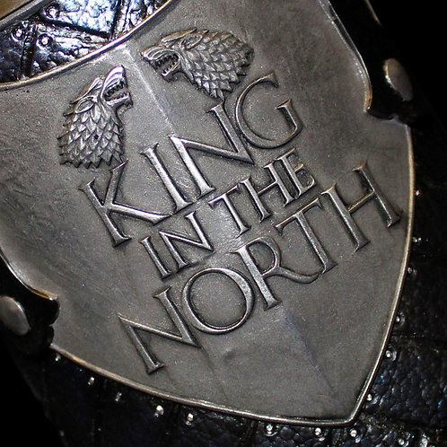 King in the North Tankard, Jon Snow, Winter is Coming, The Night's Watch, Winterfell