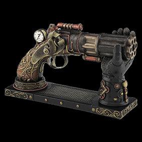 Nock's High Powered Steam Gun