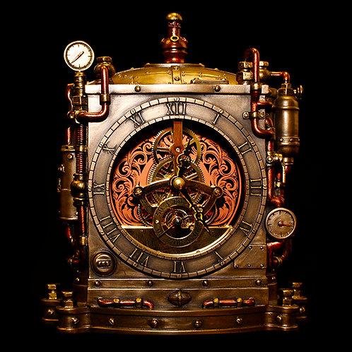 Horologist Clock Steampunk Sci-Fi