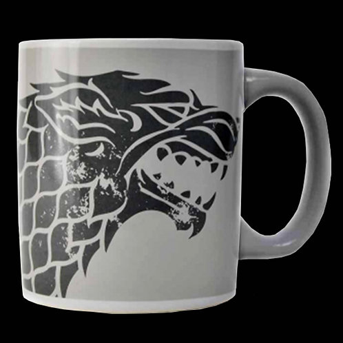 "Official HBO Game of Thrones ""Winter is Coming"" Boxed Mug"