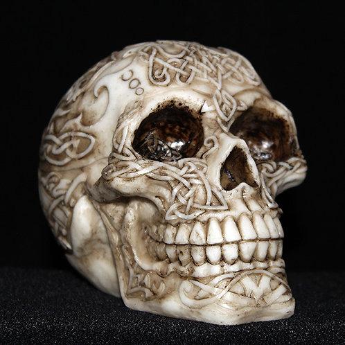 Celtic Skull Celtic knot skull Ultymyth