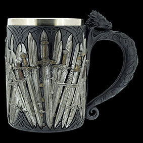 Sword Tankard drink like a medieval king with this sword and dragon tankard