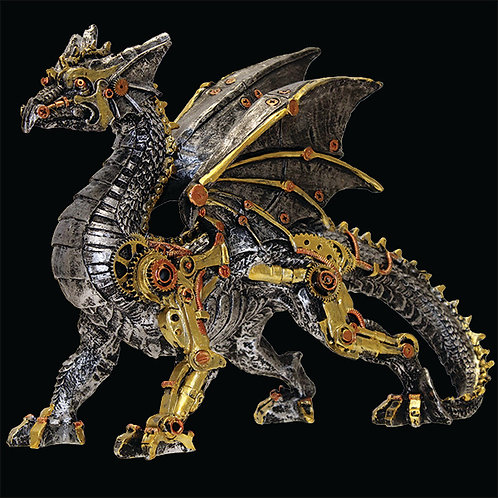 Dracus Machina Steampunk Dragon Ultimyth