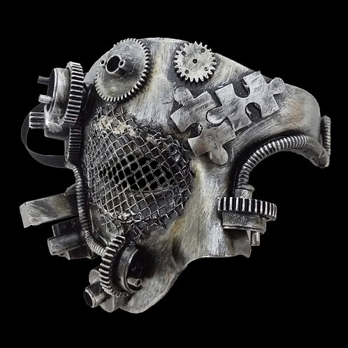 Mechanical Phantom Victorian Gothic Steampunk mask