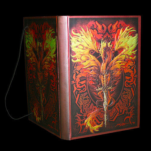 Flame Blade Hardback Journal