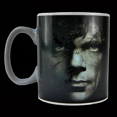 Official HBO Game of Thrones Tyrion Heat Change Mug Boxed