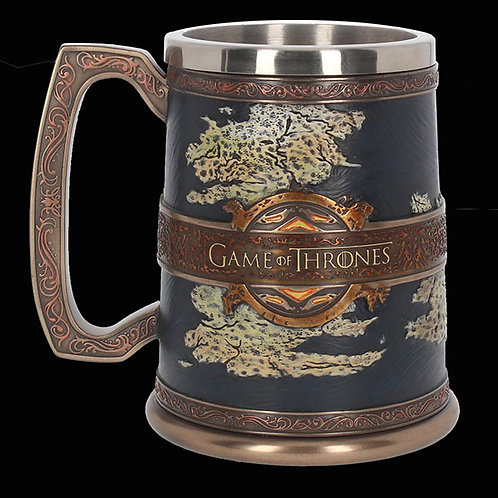 Official HBO Game of Thrones Seven Kingdoms Tankard