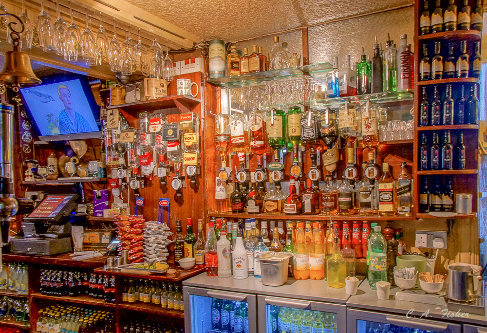 Colorful Bar
