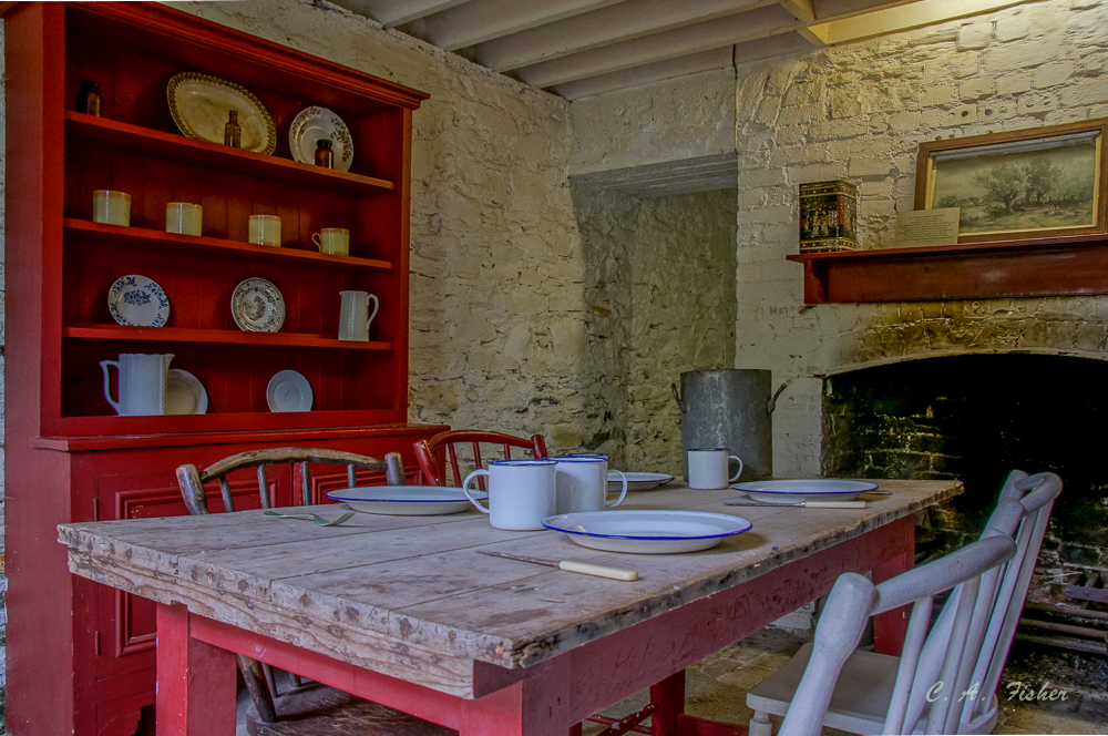 Gardener's Cottage Kitchen