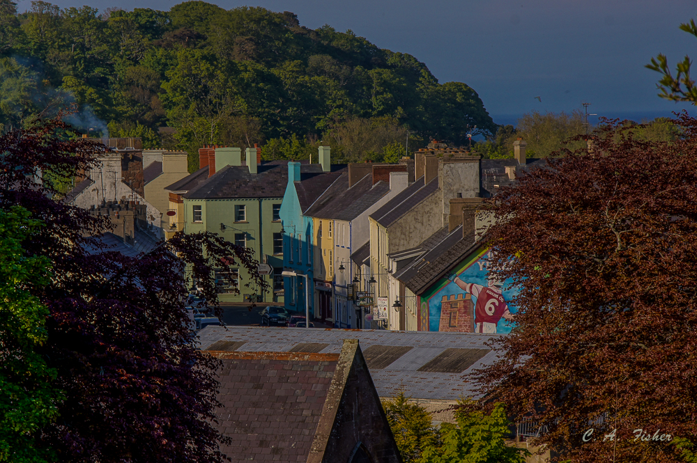 Houses in Cushendal